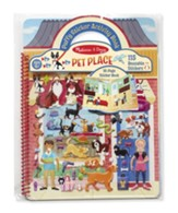 Pet Place, Puffy Sticker Activity Book