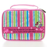 Bible Cover - Small Little Miss Grace Striped