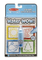 Water Wow! Colors & Shapes Water Reveal Pad