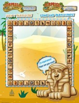 Surprise Bilingual VBS Promotional Poster