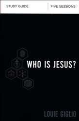 Who Is Jesus? Study Guide - Slightly Imperfect