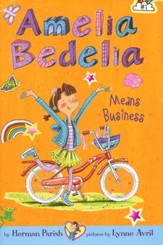 Amelia Bedelia Chapter Book #1: Amelia Bedelia Means Business, Hardcover