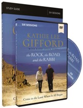 The Rock, the Road, and the Rabbi Study Guide with DVD