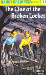 The Clue of the Broken Locket, Nancy Drew Mystery Stories Series #11