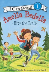 Amelia Bedelia Hits the Trail, Hardcover