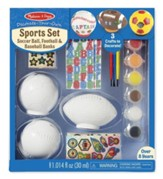 Decorate Your Own, Sports Set