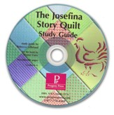 Josephina Story Quilt Study Guide on CDROM
