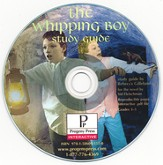 Whipping Boy Study Guide on CDROM