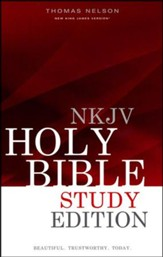NKJV Outreach Bible, Study Edition, Case of 12