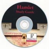 Hamlet Study Guide on CDROM