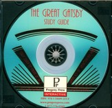 Great Gatsby Study Guide on CDROM