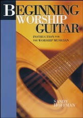 Beginning Worship Guitar, Instruction for the Worship Musician DVD