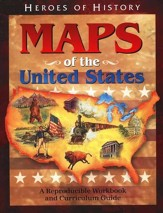 Maps of the United States: A Reproducible Workbook and Curriculum Guide