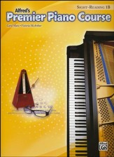 Premier Piano Course / Sightreading 1B