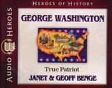 Heroes of History: George Washington Audiobook on CD