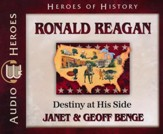Heroes of History: Ronald Reagan Audiobook on CD