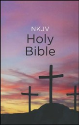NKJV, Value Outreach Bible, Paperback, Classic - Slightly Imperfect