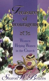Treasures of Encouragement: Women Helping Women in the Church