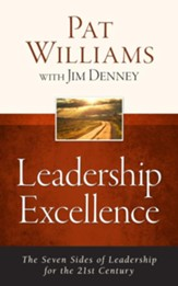Leadership Excellence: The Seven Sides of Leadership for the 21st Century-Updated Edition - Slightly Imperfect