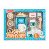 Wooden Brew & Serve Coffee Playset