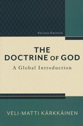 The Doctrine of God, 2nd edition: A Global Introduction