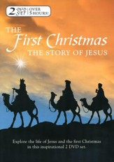 The First Christmas: The Story of Jesus, 2-DVD Set