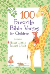 100 Favorite Bible Verses for Children