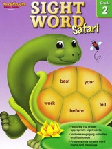 Sight Word Safari Grade 2