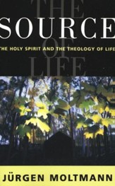 The Source of Life  The Holy Spirit and the Theology of Life