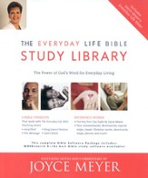 WORDsearch 8 Joyce Meyer Everyday Bible Library on CD-ROM - Slightly Imperfect