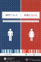 Simply Youth Ministry: Guy Talk Girl Talk