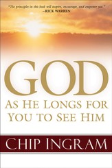 God: As He Longs for You to See Him - eBook