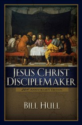 Jesus Christ, Disciplemaker / Special edition - eBook