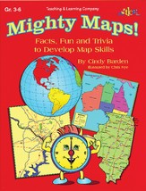 Mighty Maps! Grades 3-6