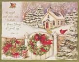 Gifts Of Christmas Christmas Cards, Box of 18