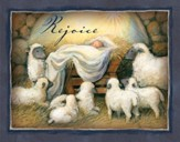 Rejoice Christmas Cards, Box of 18