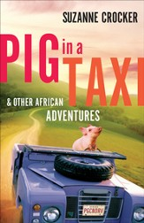 Pig in a Taxi and Other African Adventures - eBook