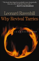 Why Revival Tarries - eBook