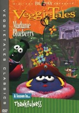 Madame Blueberry, Classic VeggieTales DVD, Reissued