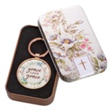 Grace Upon Grace Keyring