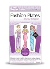 Glamour Fashion Plates, Expansion Pack