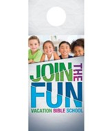 VBS (Join the Fun) Door Hanger, Pack of 150