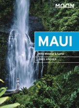 Moon Maui: With Molokai & Lanai - eBook