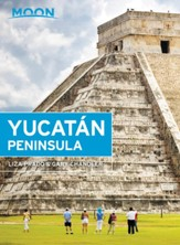 Moon Yucatan Peninsula - eBook