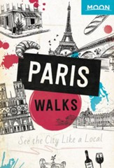 Moon Paris Walks - eBook