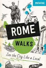 Moon Rome Walks - eBook