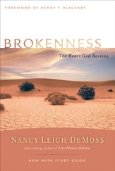 Brokenness: The Heart God Revives - eBook