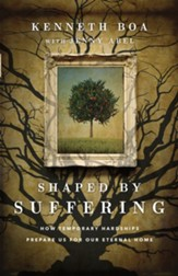Shaped by Suffering: How Temporary Hardships Prepare Us for Our Eternal Home - eBook