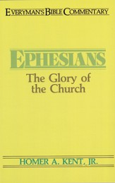 Ephesians- Everyman's Bible Commentary - eBook