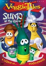 Sumo of the Opera, VeggieTales DVD